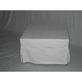 IDEA - pouf letto in ecopelle