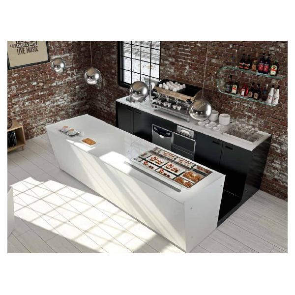 Banco bancone bar start up l 3000 ebay for Ikea bancone bar