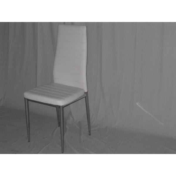 Sedia ecopelle sedie ristorante sedie bar sedia impilabile - Tavoli e sedie per gelateria ...