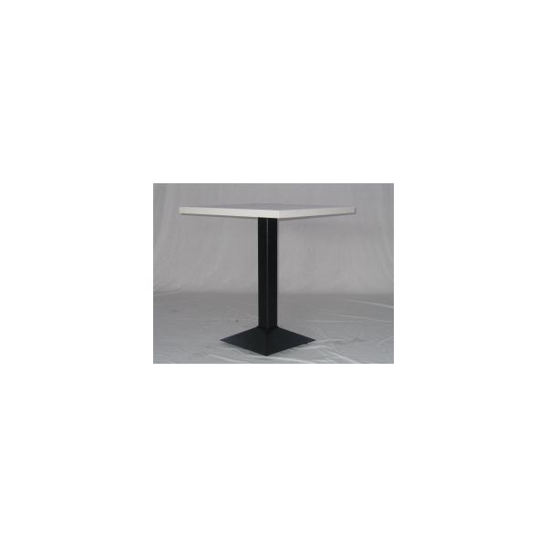 Tavolo alto gamba centrale altezza 90 ghisa tavolini ferro for Piani d ufficio di 1200 piedi quadrati