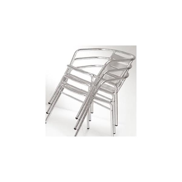 Sedia contract alluminio bar poltrona alluminio sedie for Sedie bar economiche