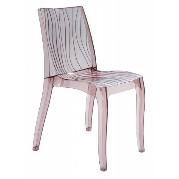 Vendita sedia policarbonato sedie dune impilabili da - Sedie policarbonato ...