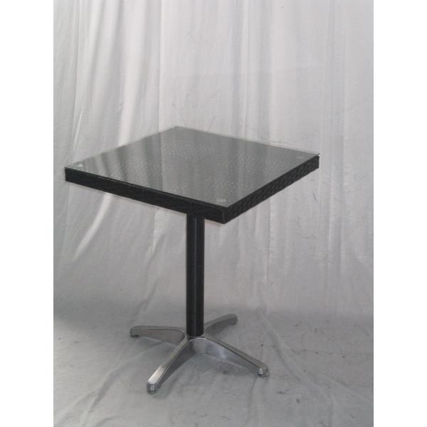 Vendita tavolo contract simil rattan tavoli bar ristorante for Piani domestici moderni 2500 piedi quadrati
