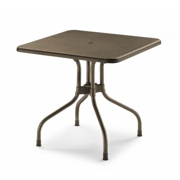 Vendita tavolo olimpo contract simil rattan tavoli bar for Piani domestici moderni 2500 piedi quadrati