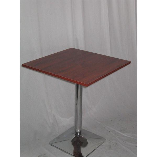 tavolo gamba centrale acciao cromato,tavolini ristorante,bar,tavoli ...