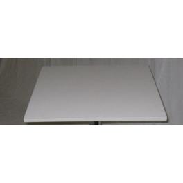 SATURNO 1.8 - Piano (top) tavolo in legno nobilitato melaminico spess.bordo 18mm bar, pizzeria, ristorante