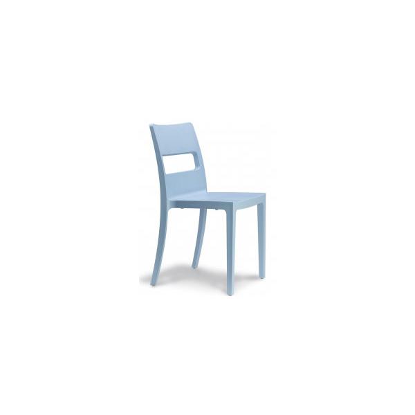 Sai sped gratuita sedia ergonomica in polipropilene - Tavoli impilabili per esterno ...