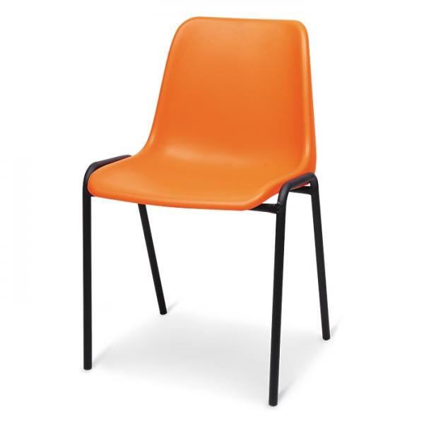 Sedie da esterno sedia colorata sedie impilabili for Poltrone giardino economiche