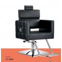 Sedia poltrona parrucchiere barbiere professionale mod.8899 alzabile per salone parrucchiere