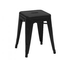 TOLIX H45cm - Sgabello impilabile contract bar struttura acciaio casa, bar, pub, ristorante