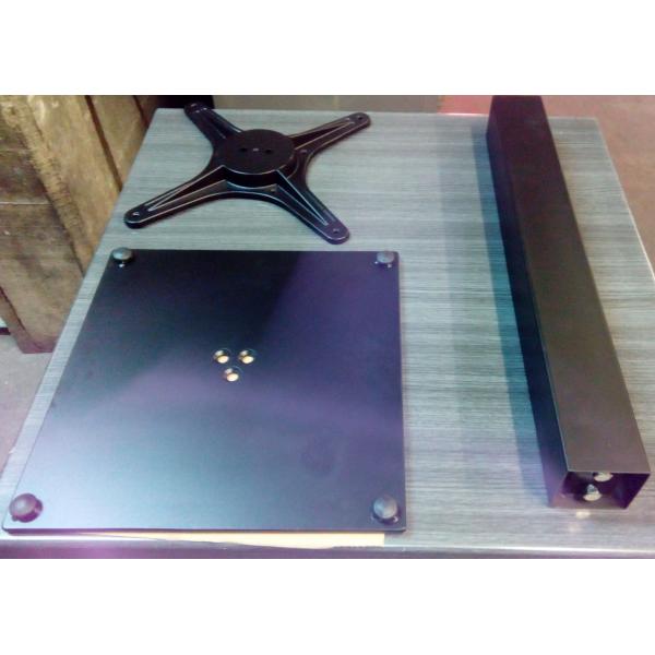 Q Base In Ghisa Per Piano Tavolo 60x60 70x70 80x80