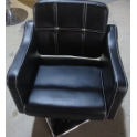 Sedia poltrona parrucchiere professionale mod.6162 alzabile per salone parrucchiere