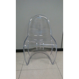 Sedia Panton policarbonato trasparenti,sedie famosi Panton,occasione ...