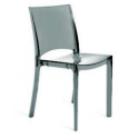 B-SIDE - Pila da 16 sedie Grand Soleil Impilabile policarbonato da bar ristorante piscina hotel