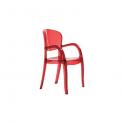 JOKER - Pila da 16 sedie Gran Soleil Impilabili policarbonato da bar ristorante hotel