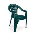 TRESSI - Pila da 140 sedie Grand Soleil impilabili resina da esterno giardino bar