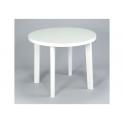 SESTRI - Pila da 33 tavoli Grand Soleil diametro 90cm in ecoresina da giardino casa bar ristorante