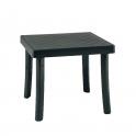 RODI - Pila da 39 tavoli quadrati 80x80cm in ecoresina per giardino, casa, bar, ristorante, pizzeria Grand Soleil