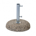 Base in cemento per ombrelloni da giardino da 35 kg