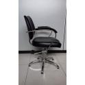 Sedia poltrona parrucchiere professionale mod.8005 alzabile salone parrucchiere
