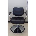 8005B - Sedia poltrona parrucchiere professionale alzabile salone parrucchiere