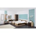 TIROL - Componenti d'arredo camera d'albergo doppia