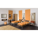 BARBADOS - Componenti d'arredo camera d'albergo doppia
