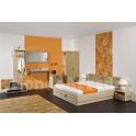 ABACUS - Componenti d'arredo camera d'albergo matrimoniale