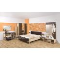 BAHAMI - Componenti d'arredo camera d'albergo matrimoniale