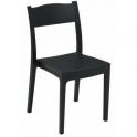 Pila da 18 sedie modello Vesta in polipropilene Impilabili bar ristorante hotel certificata per uso locali