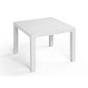 Pila da 23 tavoli modello Ares 70x70xH74cm polipropilene da esterno giardino bar ristorante certificato per uso locali