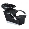 Poltrona lavatesta LF-961 a 1 posto (shampoo bed) ceramica uso professionale salone parrucchiere