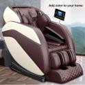 Poltrona massaggiante Q9 Fashion Zero 4D Gravità massaggio, bluetooth