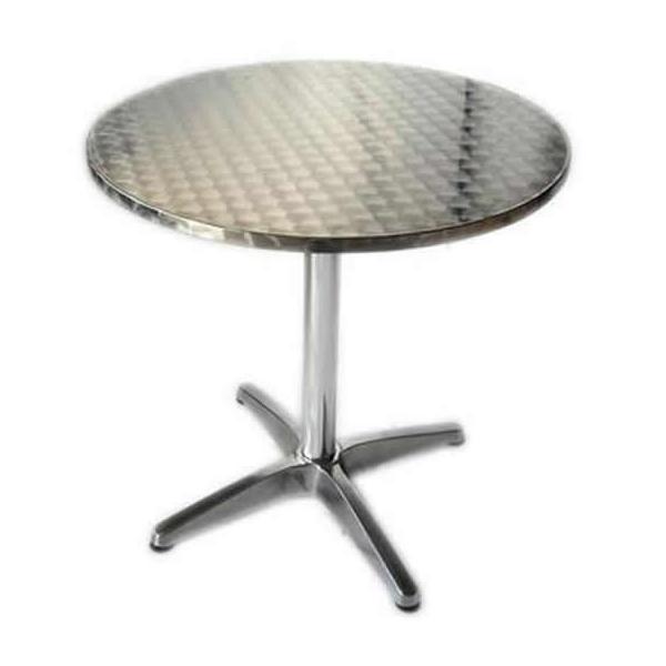 Sedie E Tavoli Da Bar Economici.Tavolo In Alluminio Da Bar Tavolino Per Esterno Tavolino Per