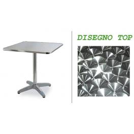 tavolo in alluminio da bar,tavolino per esterno,tavolino per bar ...