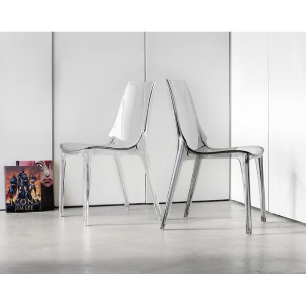 Vendita sedia policarbonato sedie vanity impilabili da for Sedia design vendita