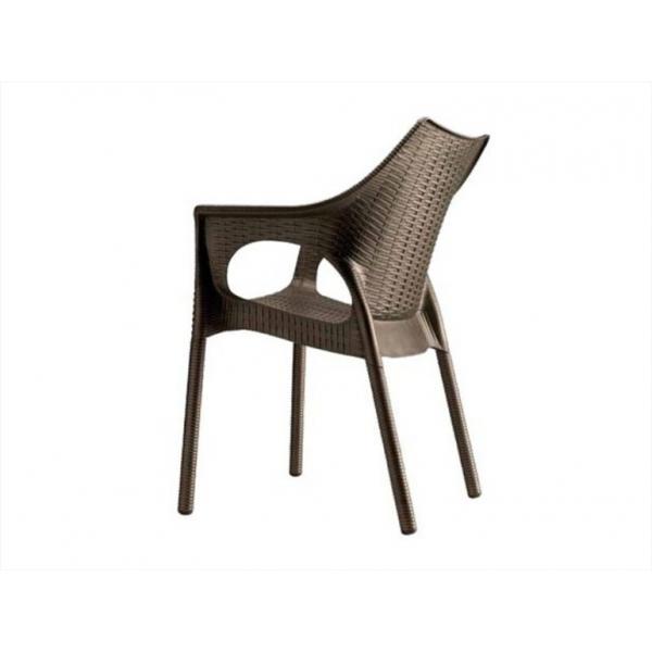Olimpia trend contract bar sedie rattan esterno imbilabili for Poltrone da ufficio usate