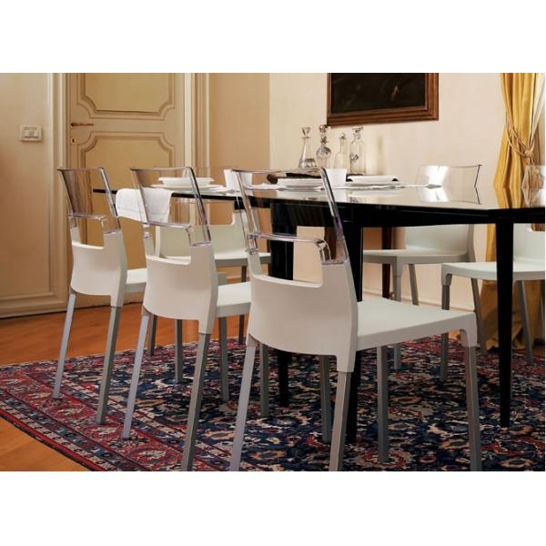 Sedia esterno economica sedie colorate per bar sedie for Vendita sedie ufficio