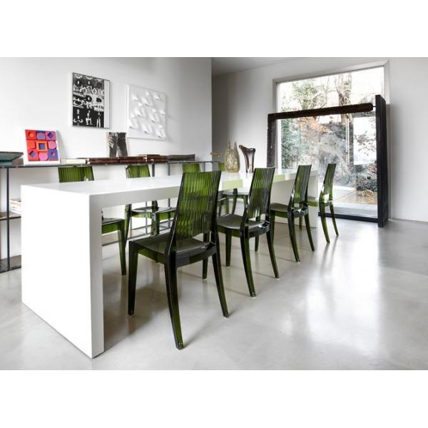 GLENDA sedia Impilabile in policarbonato SCAB DESIGN - MondoArreda