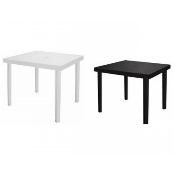 Vendita tavolo paris contract simil rattan tavoli bar for Piani domestici moderni 2500 piedi quadrati