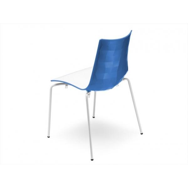 Vendita sedia policarbonato sedie impilabili da esterno for Sedie scab vendita online