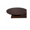 SATURNO 3,6 - Piano (top) tavolo in legno nobilitato melaminico spess.bordo 36mm bar, pizzeria, ristorante