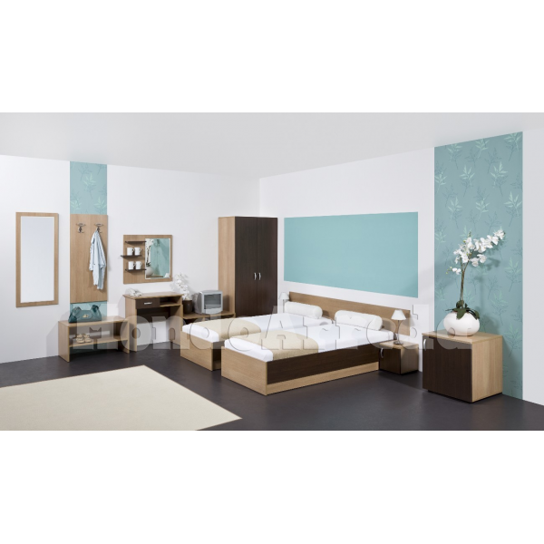 Tirol arredo camera d 39 albergo doppia mondoarreda for Arredo camere albergo