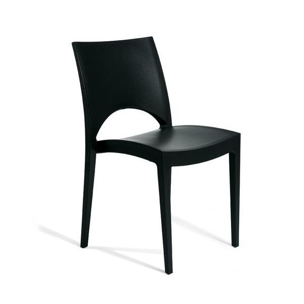 Sedia Paris CONTRACT bar,sedie polipropilene colorate esterno ...