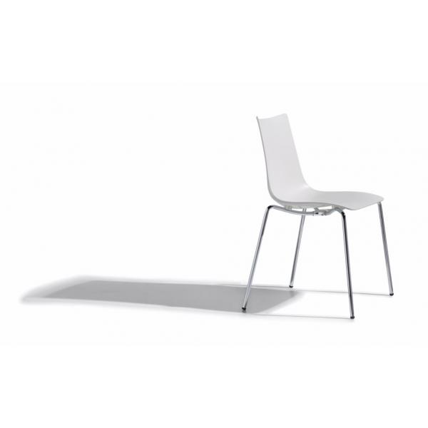 Sedia ZEBRA per ESTERNO/interno,sedie impilabili per ristorante ...