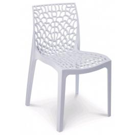 Sedia Gruvyer CONTRACT bar,sedie polipropilene esterno IMBILABILI ...