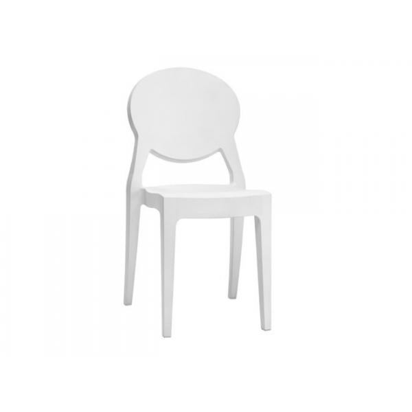 Igloo sedia impilabile in policarbonato scab design - Sedie policarbonato ...