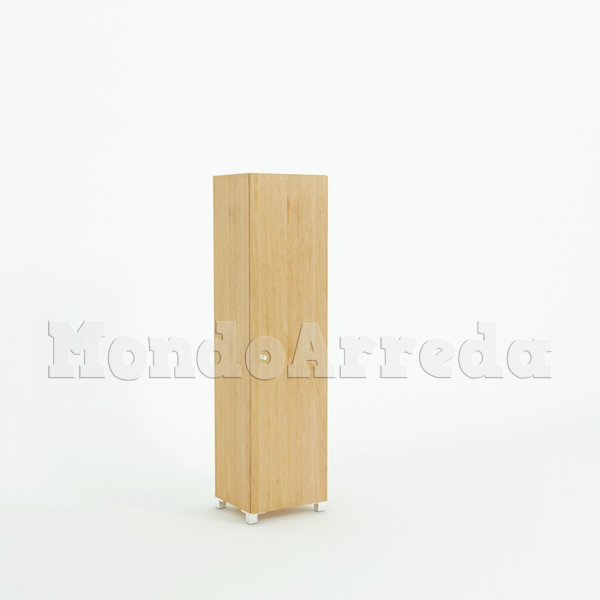 Armadi ufficio con ante in legno espanamueble for 2 box auto con piani d ufficio