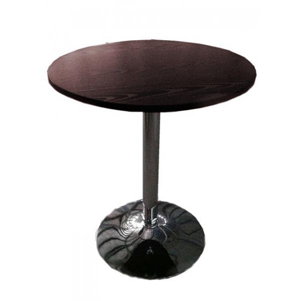 Tavolo saturno rnr 1 8cm con gamba centrale cromata e top for Piani d ufficio di 1200 piedi quadrati