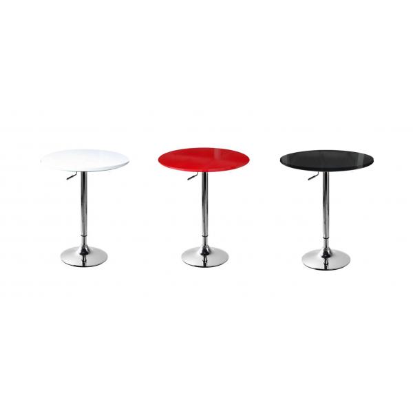 Tavolo saturno rlr alzabile diametro 60cm altezza - Tavolo regolabile in altezza ...
